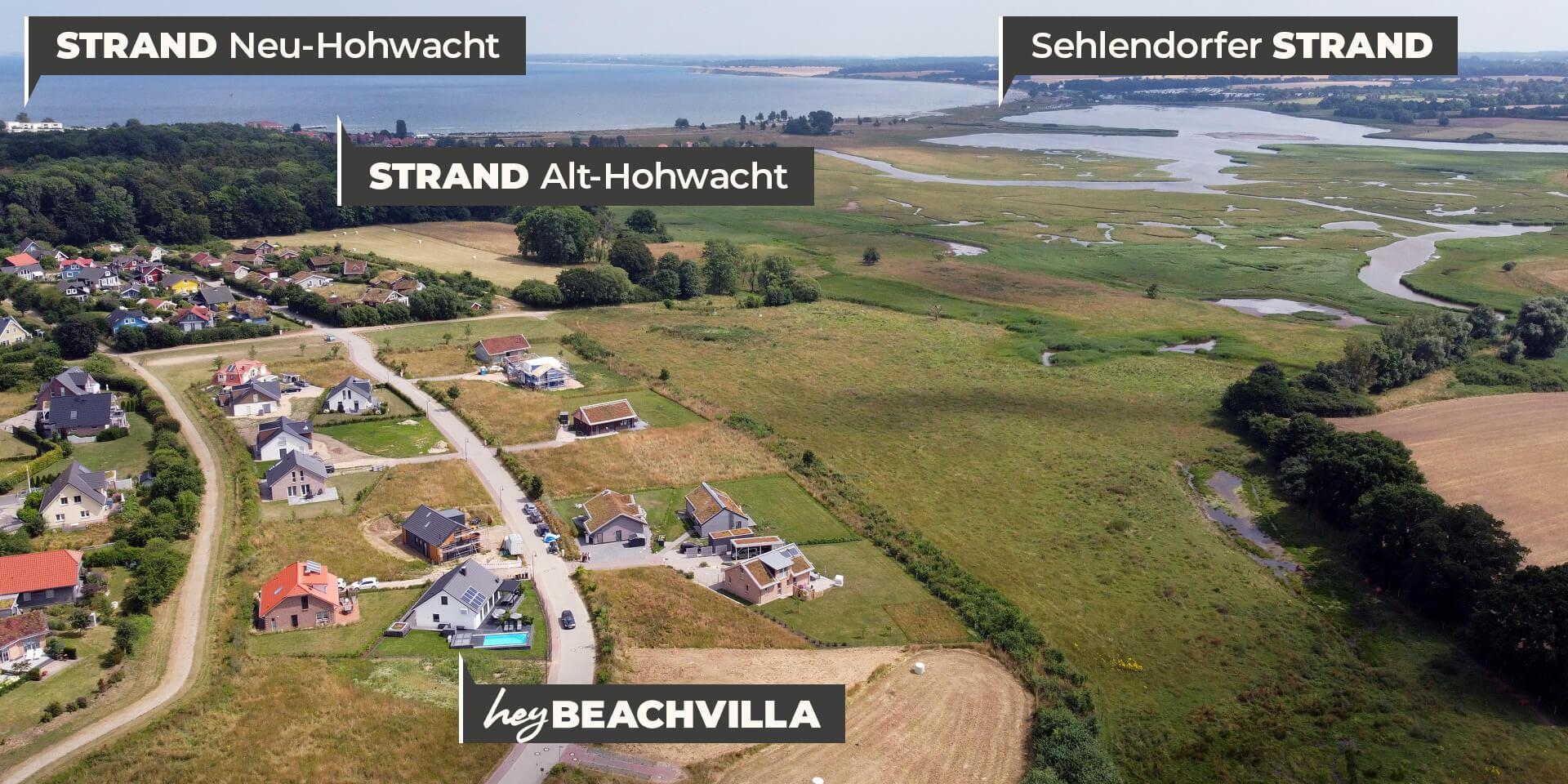 Strand Hohwacht Alt/Neu & Sehlendorfer Strand